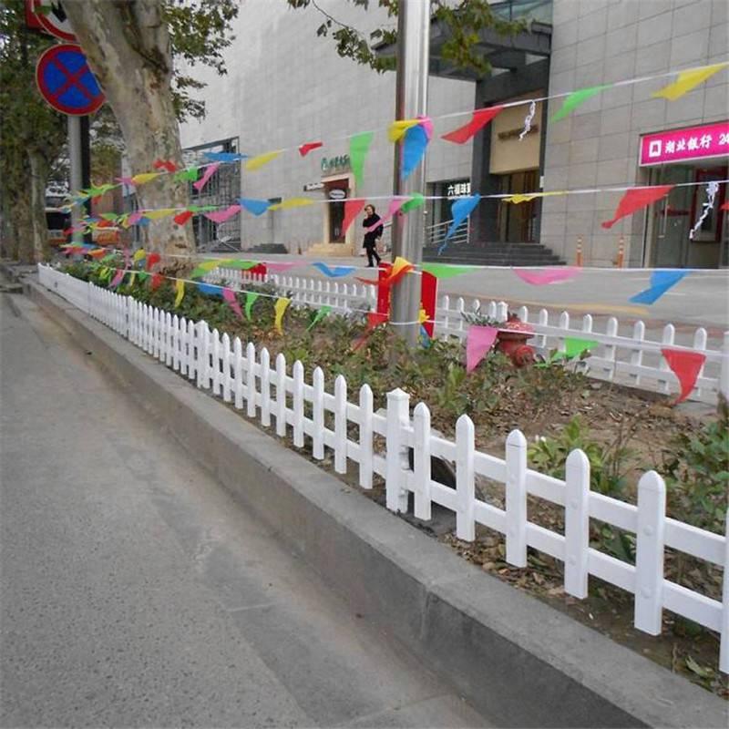 别墅区装饰矮栅栏 小区院内园子围栏 农村绿化小栅栏