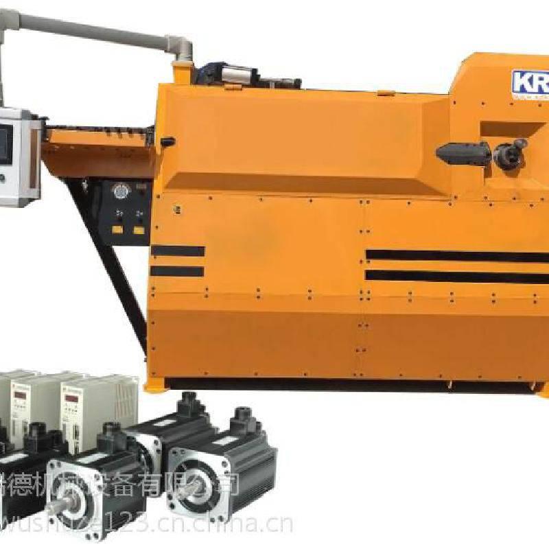 济宁凯瑞德机械 数控钢筋弯箍机KG-12B|钢筋弯箍机|数控钢筋弯箍机|弯箍一体机|钢筋弯箍成型机