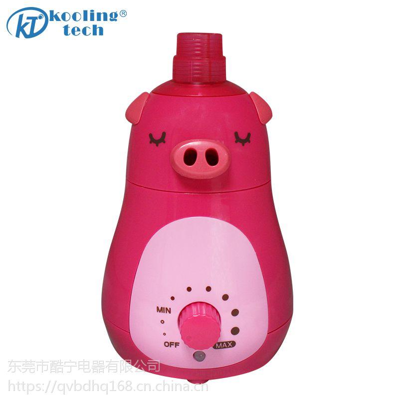 【MD618小猪加湿器】家用,酷宁制造水箱容量1升以下