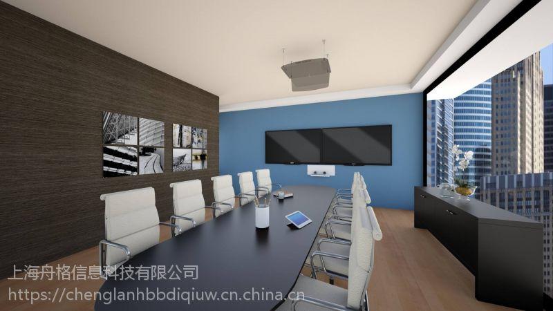 思科20倍SX80分体式视频会议CTS-SX80-IP60-K9