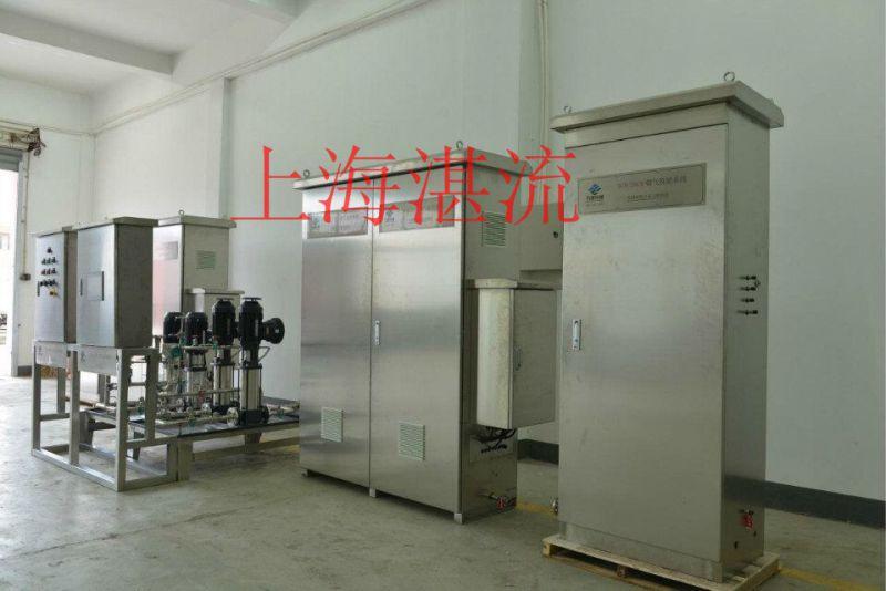 烟气脱硝系统PLC控制系统