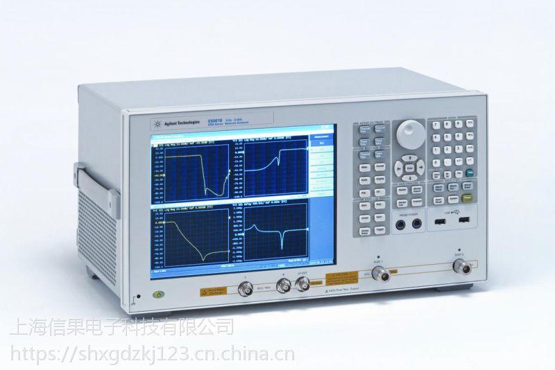 苏州E5061B 杭州E5061B 3GHZ网络分析仪