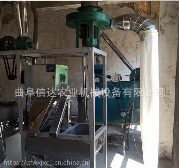聚金磨坊用青石加工石磨机 原生态石磨芝麻酱机