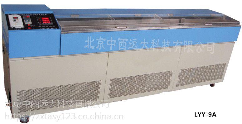 中西(DYP)调温调速沥青延伸度测定仪 型号:WB6-LYY-9A库号:M187581
