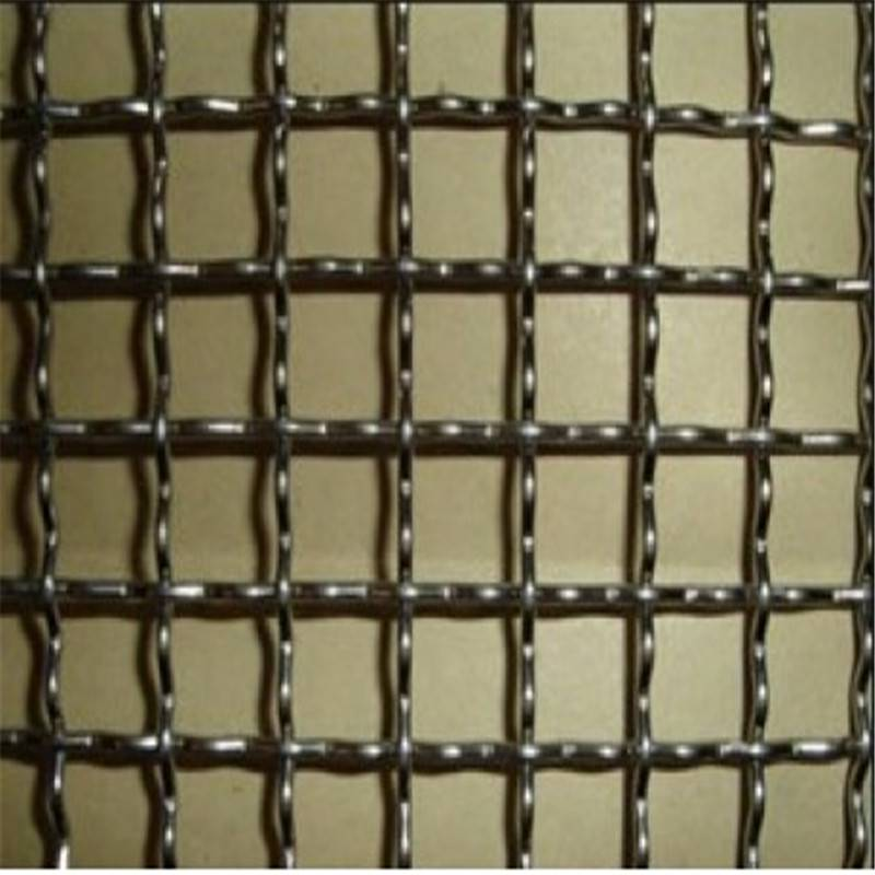 不锈钢轧花网 白钢轧花网 不锈钢编织网