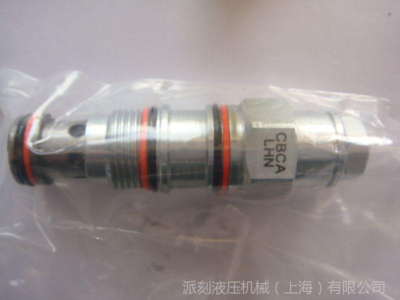 供应美国进口SUN原装正品T-19A平衡和先导液控单向插装阀:CBIA-LHN