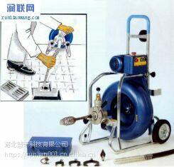 宝鸡弹簧管道疏通机型 弹簧管道疏通机Master型特价