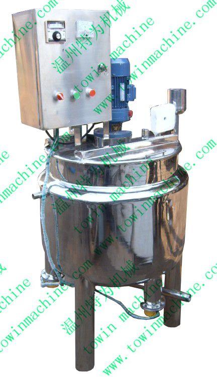 搅拌罐 乳化罐 电加热搅拌罐 均质乳化机 高浓度搅拌乳化罐