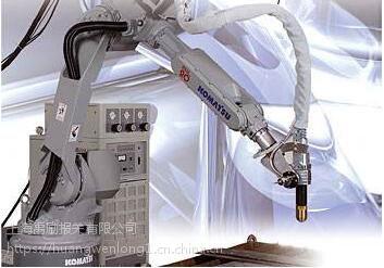 上海工业机器人进口代理报关