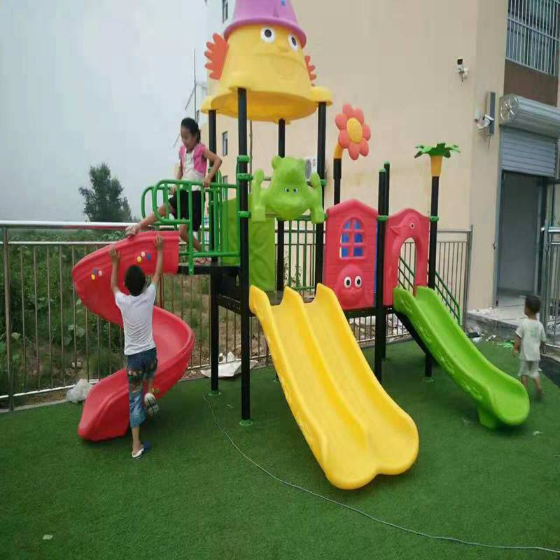 湛江幼儿园滑梯价格优惠,室外滑梯售后好,批发商