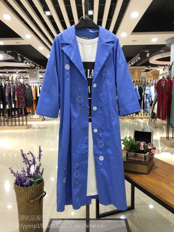 杭州一线品牌哥邦女装折扣店