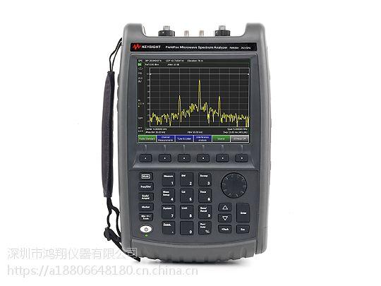 回收N9938A,26.5GHz手持式网络分析仪