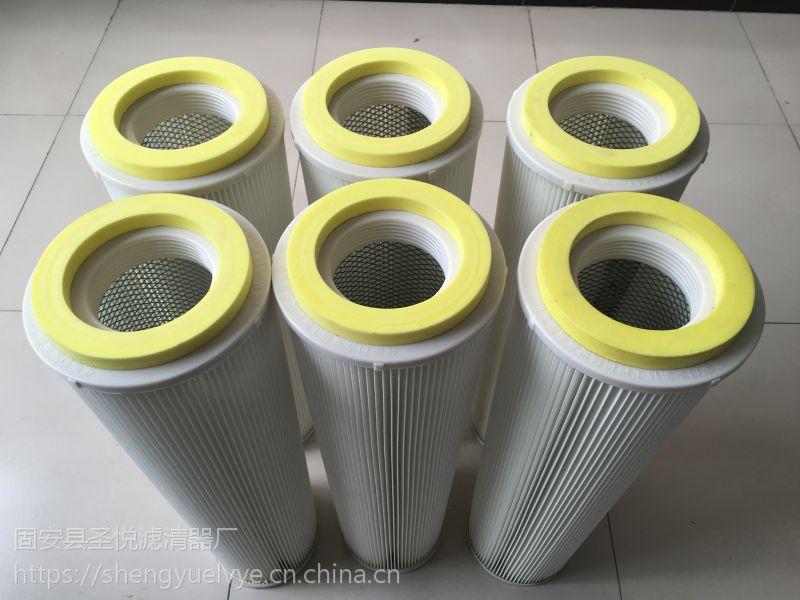 钻机集尘箱锥形内螺纹安装滤筒质优价廉