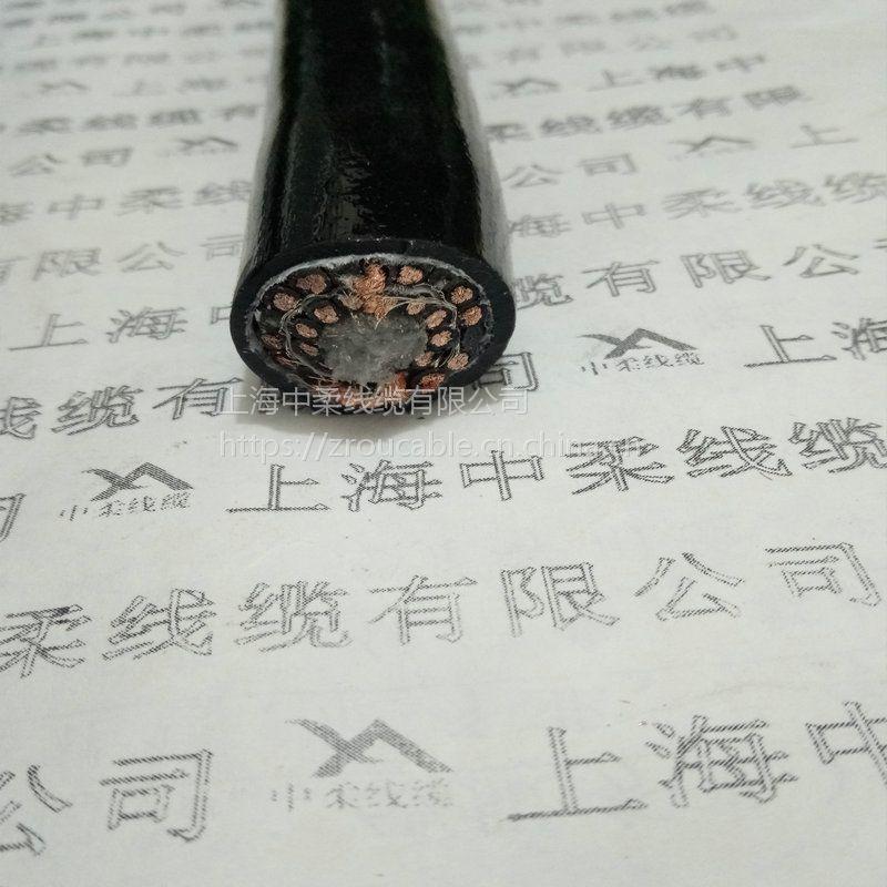 上海厂家生产聚氨酯护套耐海水腐蚀抗拉卷筒电缆
