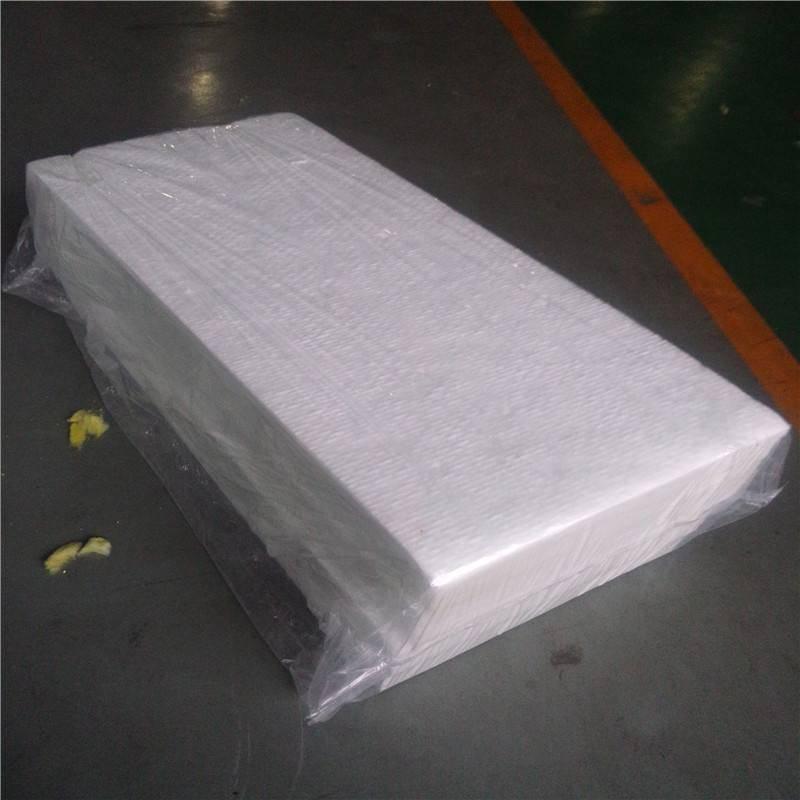 批发价钢结构玻璃棉卷毡 11公分吸音玻璃棉板新品