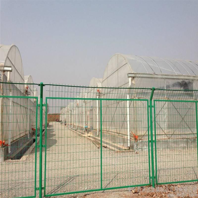 山林隔离网 公路护栏网价格 甘肃围墙栅栏