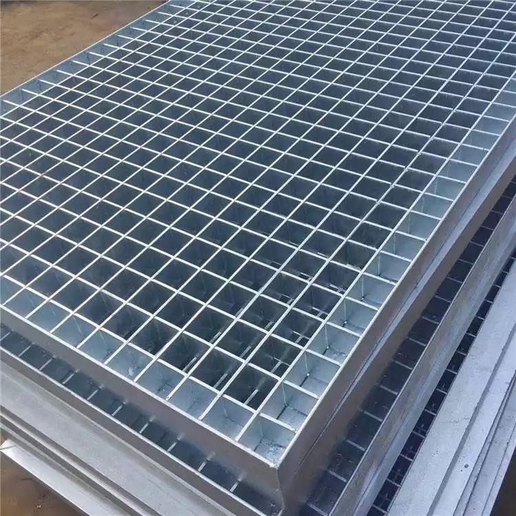 海珠钢格板 广东钢格板售价 热镀锌踏步板厂家