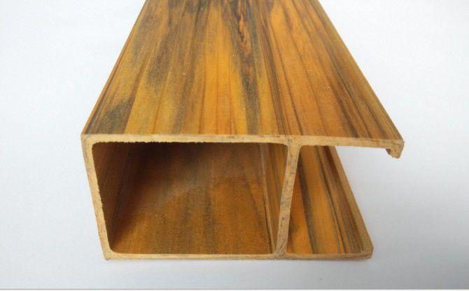 生态木40x80吊顶天花覆膜厂家直销