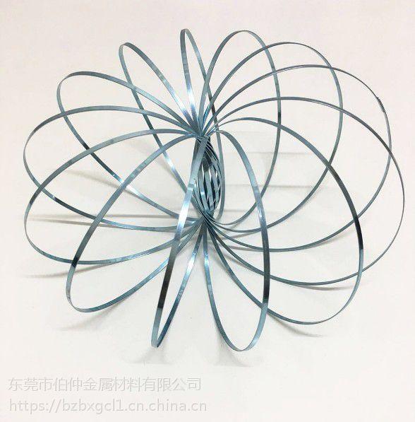 减压魔术手环专用304不锈钢扁线,0.6mm*2.8mm