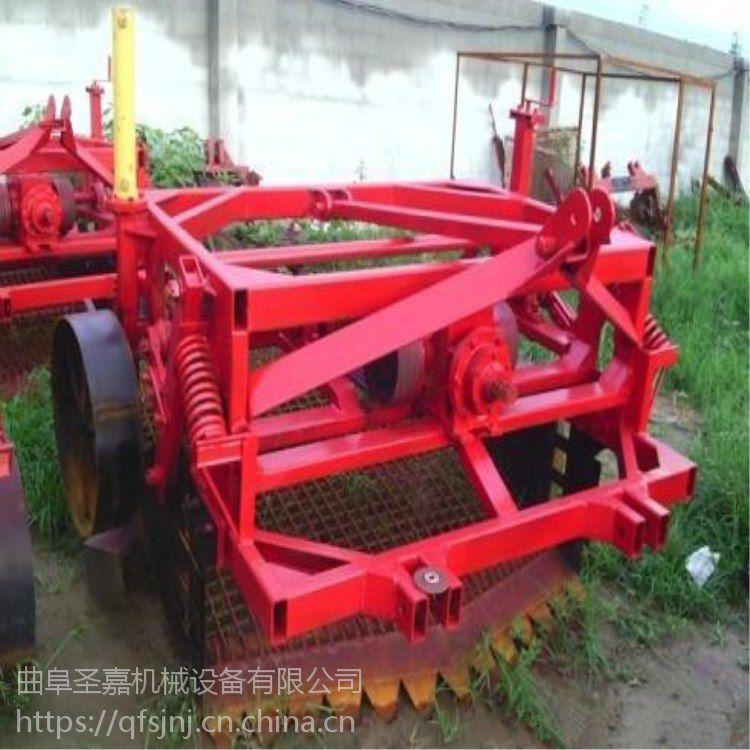 贝母药材挖掘机 白芷 丹参收获机生产厂家