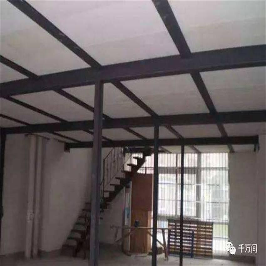 真的让我相信了杭州25mm加厚水泥纤维板复式楼层板的质量!
