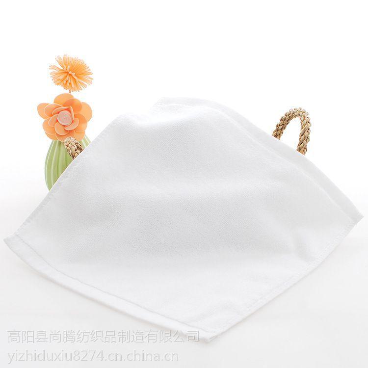 供应纯棉酒店白毛巾白浴巾柔软吸水定制logo白度好厂家直销批发