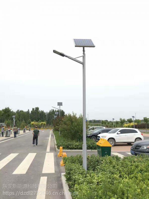 厂家直销美丽乡村亮化led太阳能路灯,一体化户外照明太阳能路灯