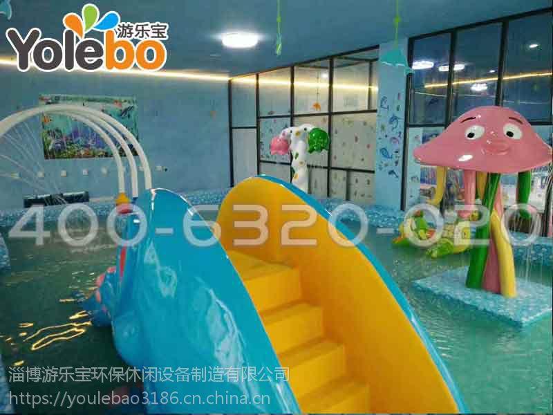 室内儿童水上乐园厂家直销,河北承德哪里卖亲子戏水池设备