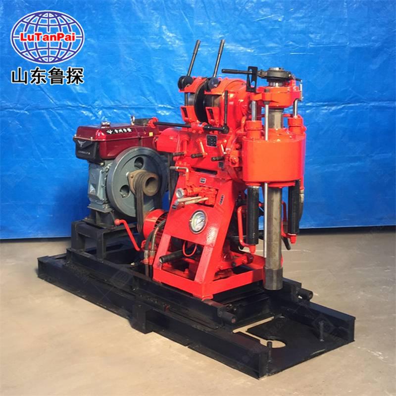 山东鲁探XY-150地质勘探钻机回转式钻机