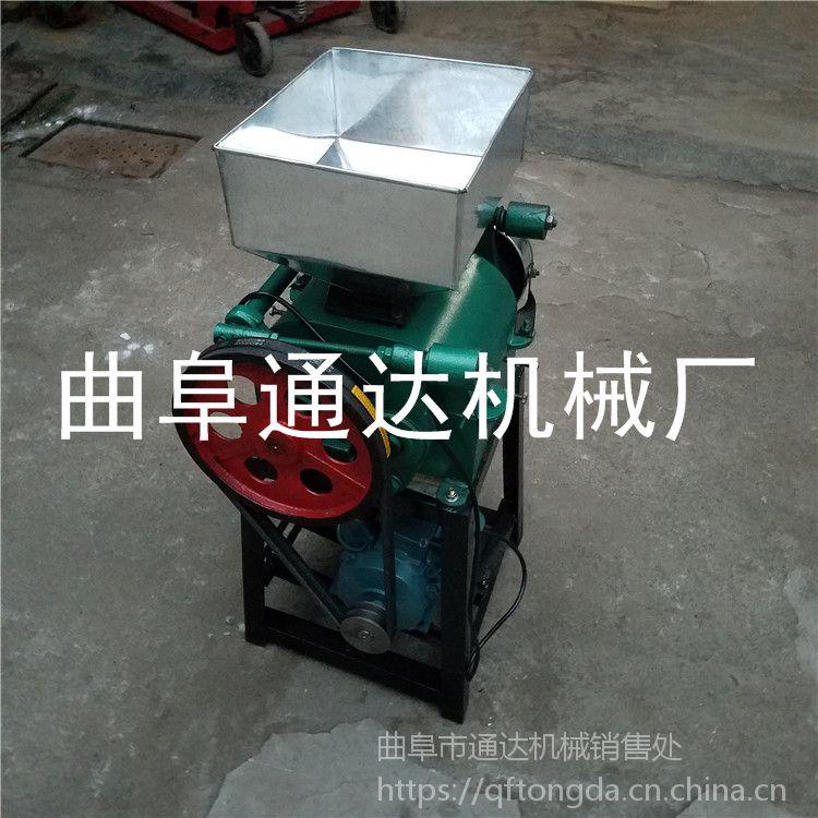 石家庄 优质碾新型米机价格 脱皮碾米机视频 家用油坊挤扁机 通达提供