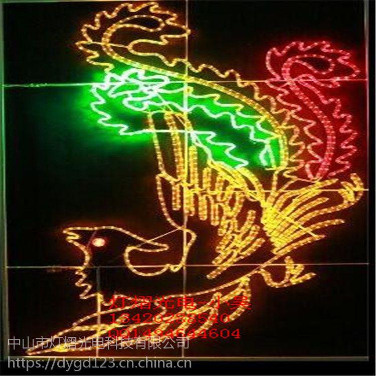 灯熠光电供应led造型灯 节日装饰灯 户外景观灯LED灯光节