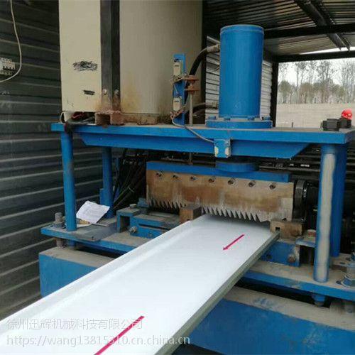徐州厂家供应矮立边25-330铝镁锰板直立锁边屋面板