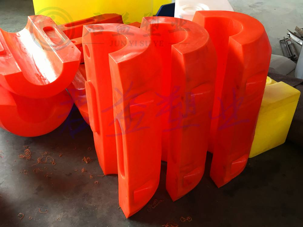 浮筒80厘米长 孔径为22厘米的塑料浮筒