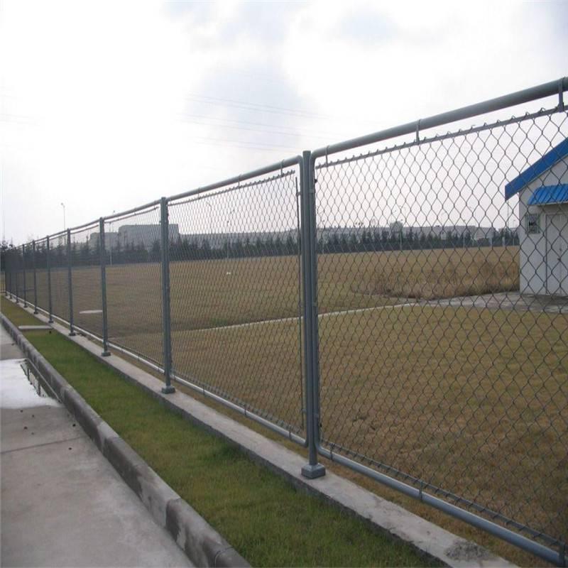 体育场护栏网 篮球场地围网 停车场防护栏