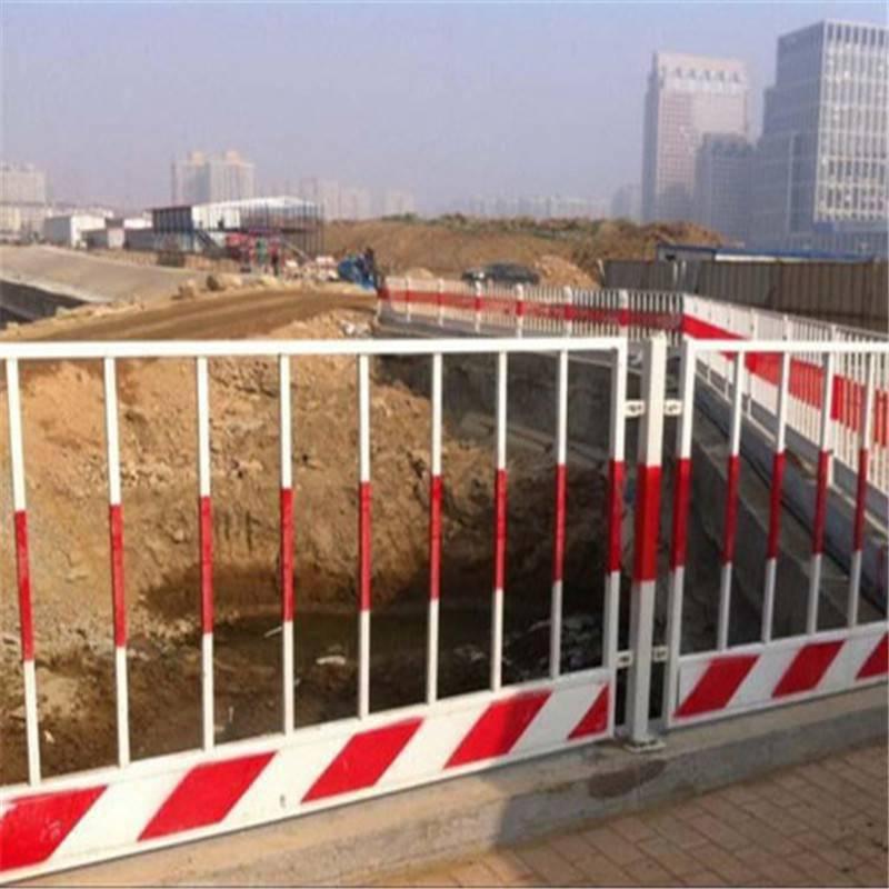 基坑深度2米防护栏 河北基坑护栏网 安全隔离栏