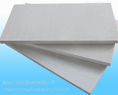亳州匀质板 具有防火保温性能的红顶亳州匀质板