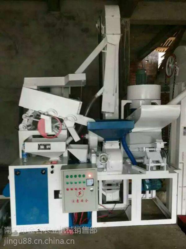 NZJ15/15新三型组合碾米机性能稳定操作简单维修方便