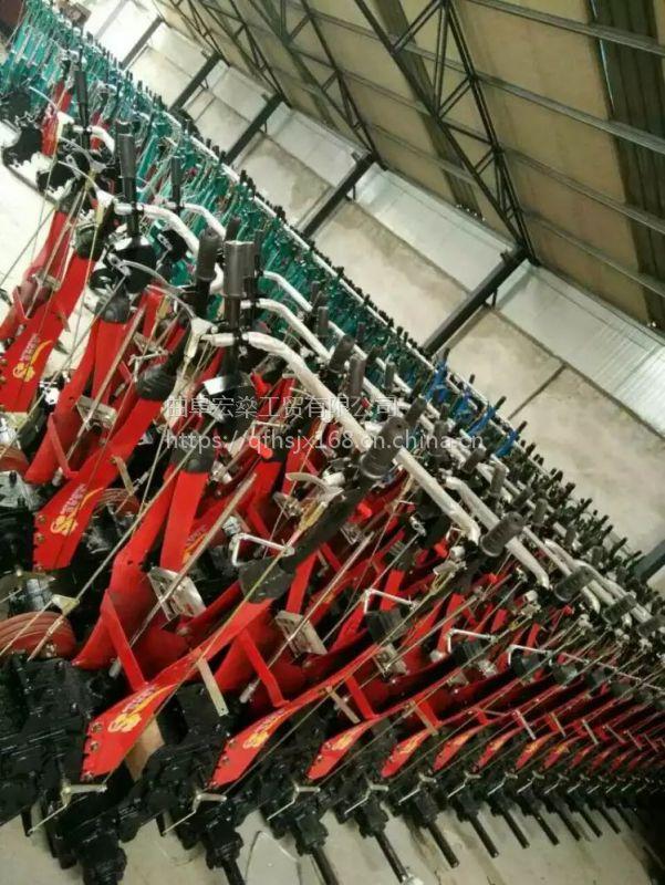 农用旋耕机 单杠柴油机底盘手扶拖拉机