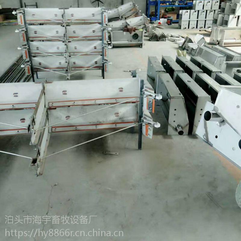 河北海宇畜牧业畅销产品304不锈钢材质全自动刮粪机热销:13283231255
