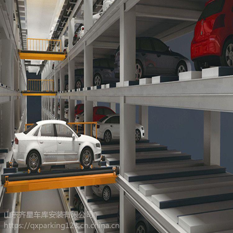 直供地下多层高智能全自动化机械式立体车库/PPY停车设备
