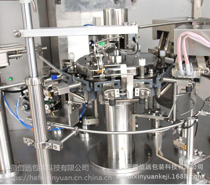 液体水溶肥上袋包装机设备全自动大重量包装生产线