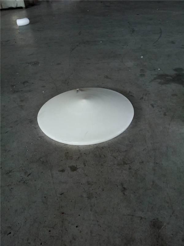 化工配件齐全聚丙烯PP防雨帽定制