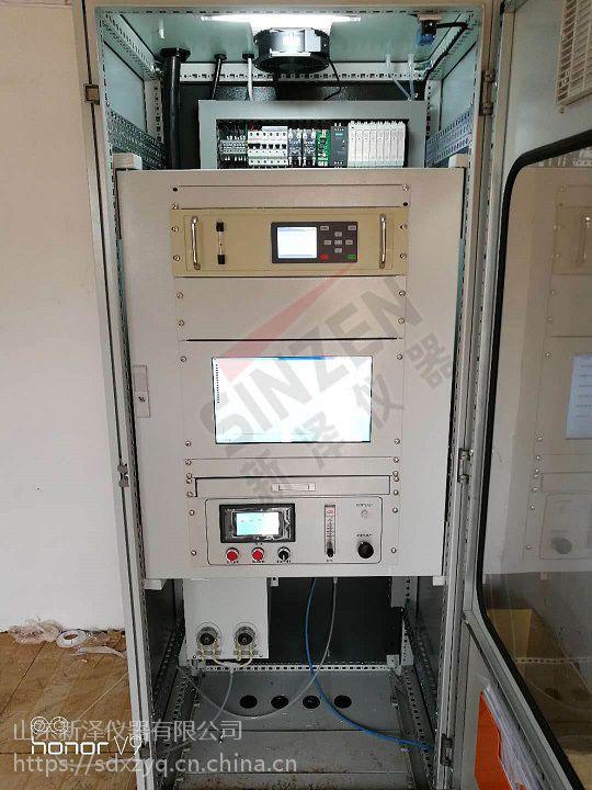 新泽仪器环保烟气在线监测装置厂家直销