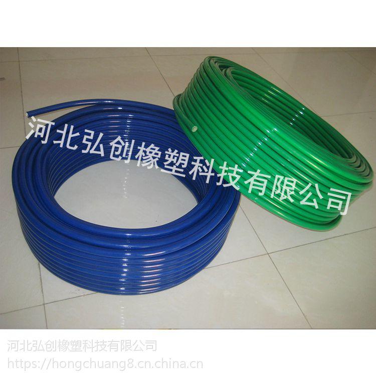 玉溪专业生产 尼龙树脂管 喷砂管 排吸胶管