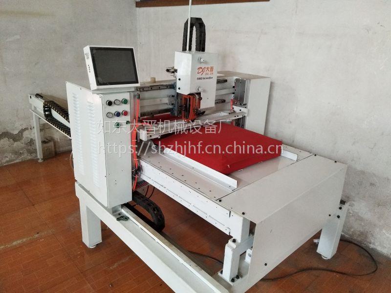沙滩垫电脑绗缝机