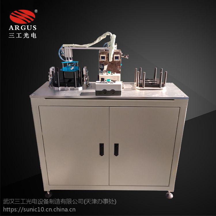 扬州全自动光纤激光划片机|电池片激光切片机|机械手自动上下料