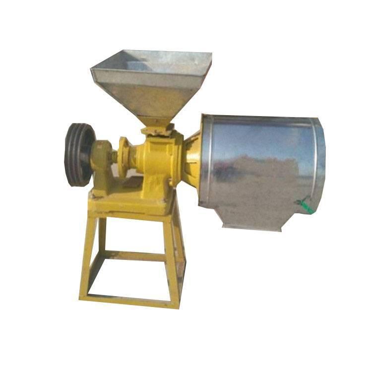 信达机械批发小麦玉米磨面机 家用小型对辊小麦面粉机