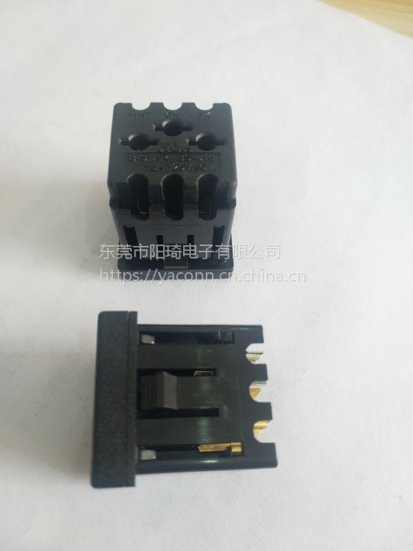 东莞优质TR插座带防护门插座供应厂家