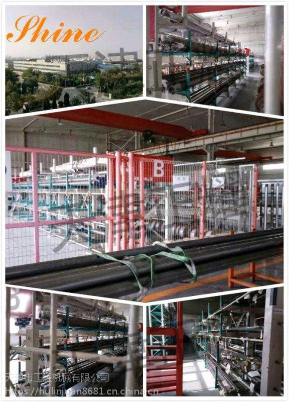 苏州钢管货架案例分析:采用伸缩悬臂式结构