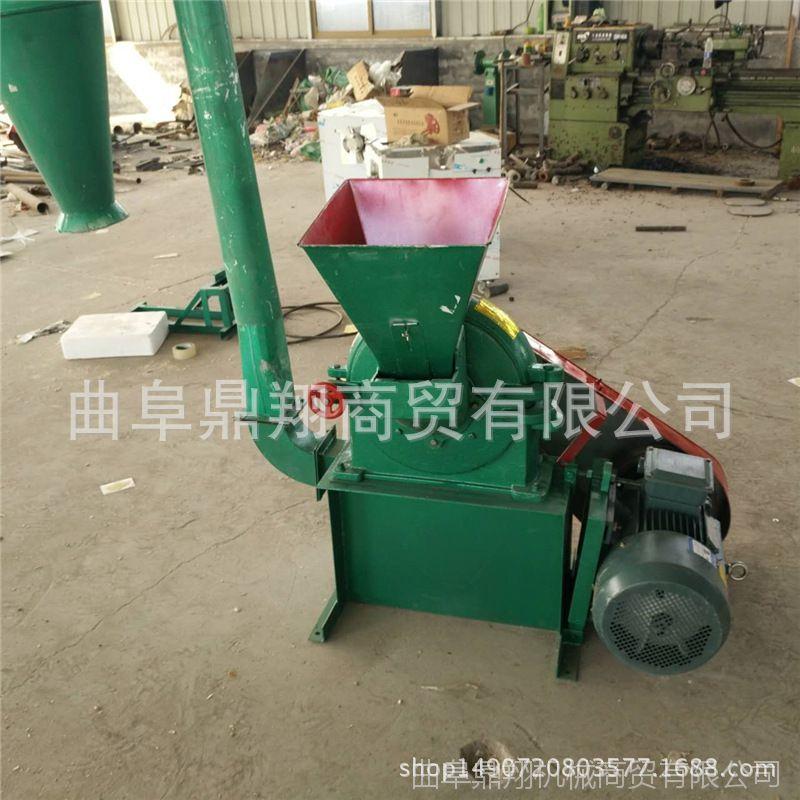 自吸颗粒粉碎机 多功能杂粮磨面粉碎机 齿盘式粉碎机工作效率